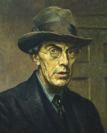 self portrait of Roger Fry