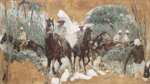 classic Illustration by Arthur Fuller