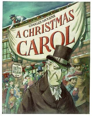 Christmas Carol Illustrations We Like | The Illustrators Journal