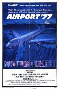 Airport 77 movie poster