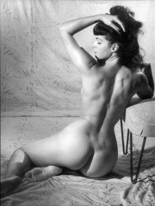 Nude Betty Page