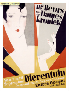 poster design by John Wijga