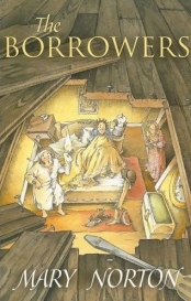 The Borrowers written by Mary Norton