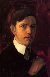 august Macke portrait