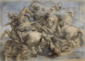 leonardo-da-vinci-painting-battle-of-anghiari