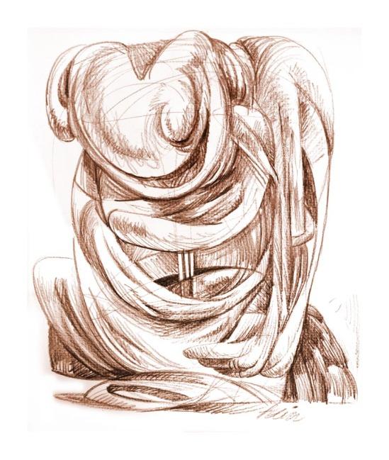 sketch by Lon Levin