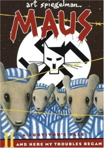 Maus 2 by art spiegelman