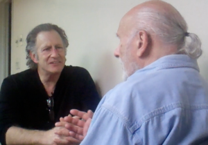 Lon Levin talks with Murray Tinkleman