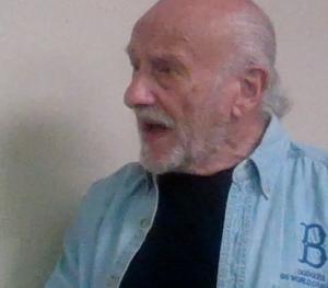 Illustrator Murray Tinkleman