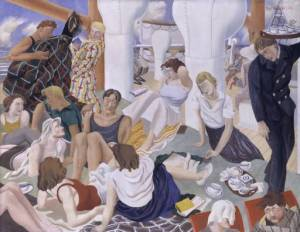 painting  by Mary Adshead