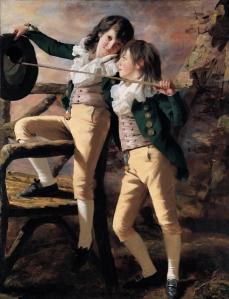painting by Sir henry raeburn