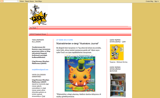 foreign website