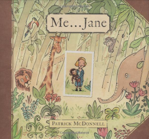 picture book about Jane Goodall