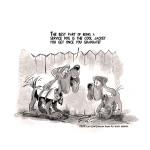 c\dog cartoon by Lon Levin