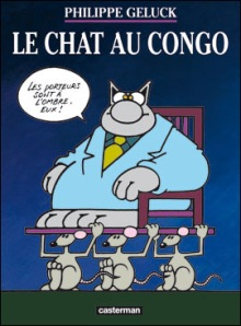 Le Chat cartoon