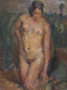 nude by Micehl Kikoine