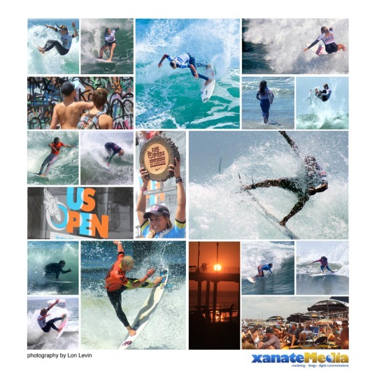 Surf photography by Lon Levin