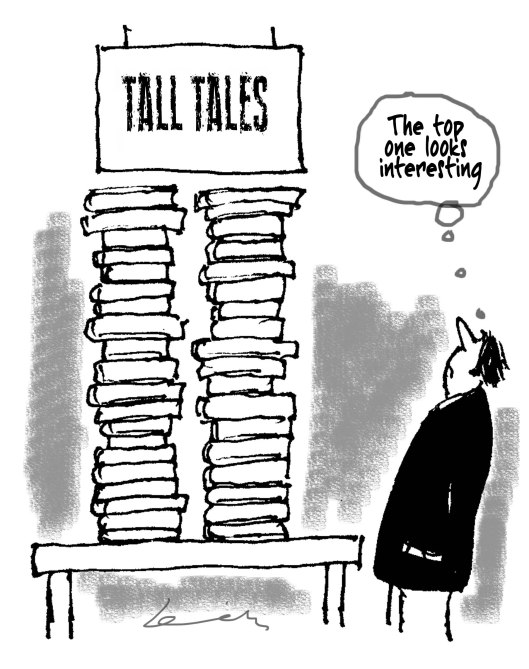 TALL TAKES