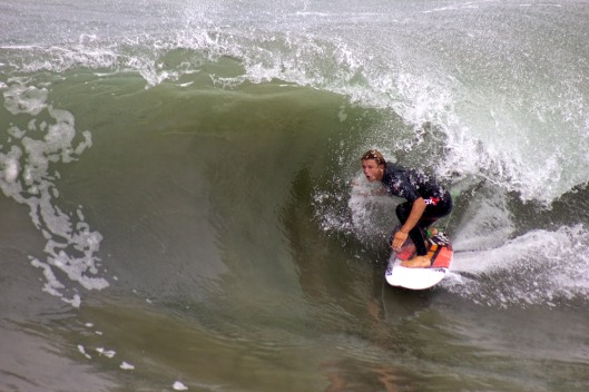 TUBED ON THE NORTH SIDE