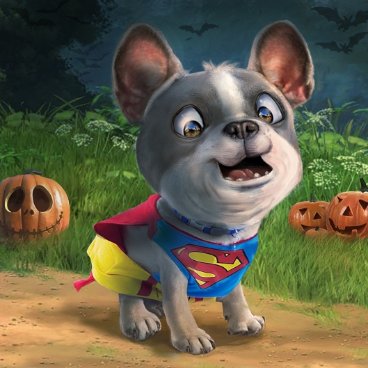 BAILY.french bull_