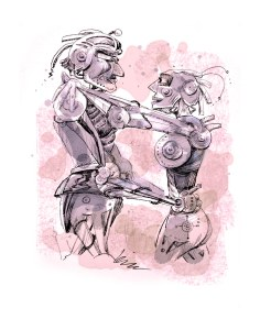 ROBOTIC CONNECTION_9197